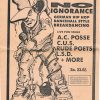 noignorancejam01-1991_flyer